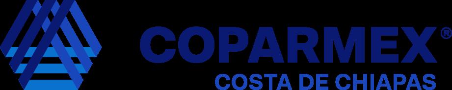 Logo de Coparmex Costa de Chiapas