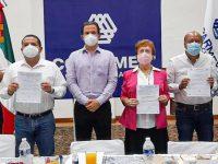 Segundo Intercambio de Propuestas con Candidatos a Presidente Municipal de Tapachula