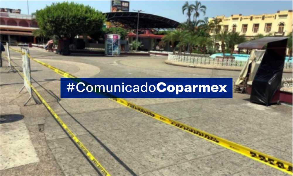 Comunicado coparmex