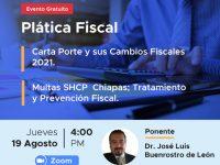 Plática Fiscal