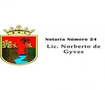 notaria numero 24